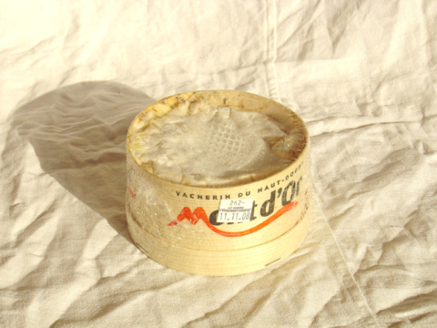 Nos autres fromages Mont d'or